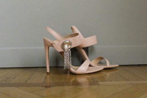 Sandals-Chloe Gosselin